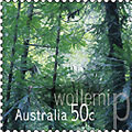Fact File: Wollemi Pine Postage Stamps